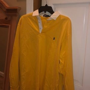 Ralph Lauren polo rugby shirt size medium